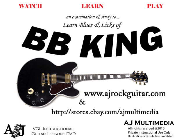 BB King Ad